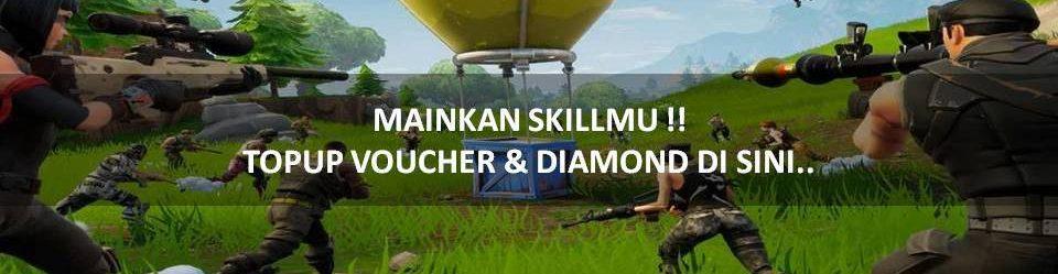 VOUCHER DIAMOND GAME ONLINE
