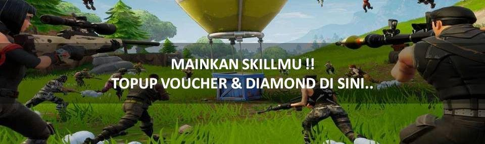 VOUCHER DIAMOND GAME ONLINE